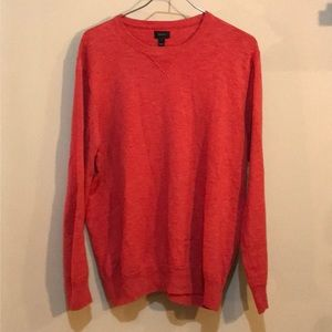 J.Crew Rugged Crewneck cotton sweater size Large